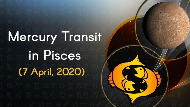 Mercury Transit 2020 in Pisces