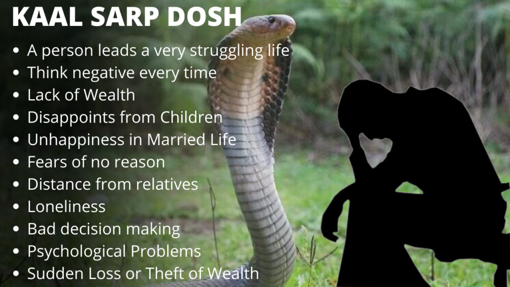 What is Kaal Sarp Dosh?